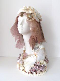 Seashell mannequin!