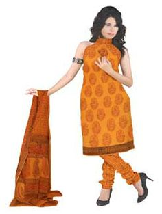 #Yellow Casual Wear #SalwarKameez  Check out this page now :-http://www.ethnicwholesaler.com/salwar-kameez