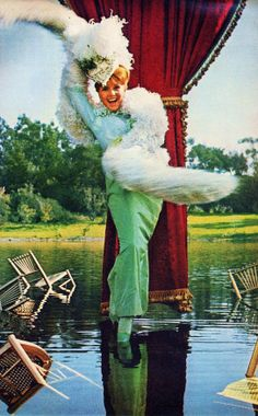 Debbie Reynolds in 'The Unsinkable Molly Brown'