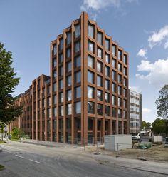 Kommentare zu: Bürogebäude von Max Dudler / Lübecker Backsteingitter - Architektur und Architekten - News / Meldungen / Nachrichten - BauNetz.de