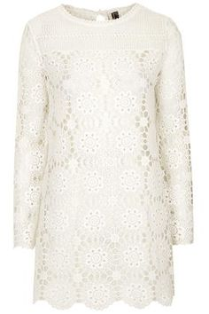 spring must have - that little white dress