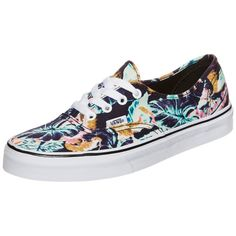 release date 8b021 82080 VANS Authentic Tropical Sneaker Sneaker Damen, Vans Authentic, Reebok,  Tropisch