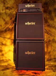 The new Schecter Hellraiser 100 Full stack