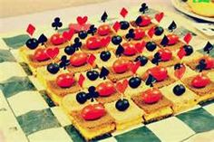 alice in wonderland party food ideas - Bing Images