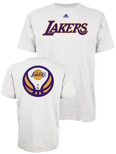 LA. Lakers apparel.