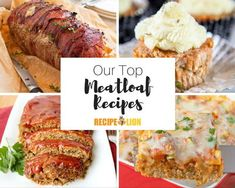 7 of Our Most Unique Meatloaf Recipes