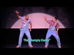 """""""Evolution of Hip Hop Dancing"""" ~ video with Jimmy Fallon & Will Smith"""