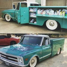 Work truck My god I need this