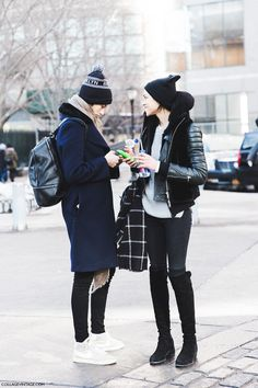New_York_Fashion_Week-Fall_Winter_2015-Street_Style-NYFW-Models-Boss-