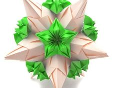 714 best origami 5 images on pinterest in 2018 door wreaths 5 petals origami flower 1 mightylinksfo