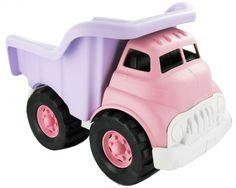 Dump Truck in Pink b