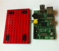 Lego & Raspberry Pi project :)
