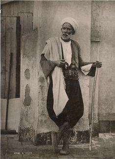 1900-е. Algerian Man