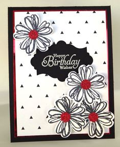 Love Black and White by lkarr309 - Cards and Paper Crafts at Splitcoaststampers