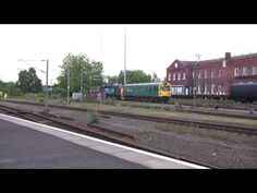Freight at Doncaster Station