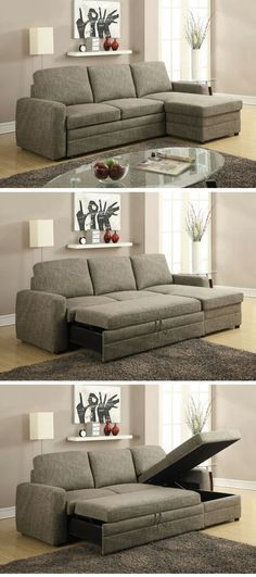 15 Sleeper Sofa Beds Contemporary Design Fulfills Comfort With