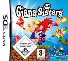 Giana Sisters DS (Spellbound Interactive), DS
