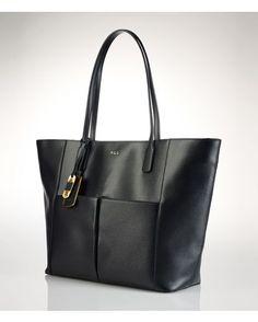 Newbury Tote Bag - Black