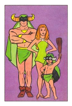 Hanna Barbera World: ENG - Mightor
