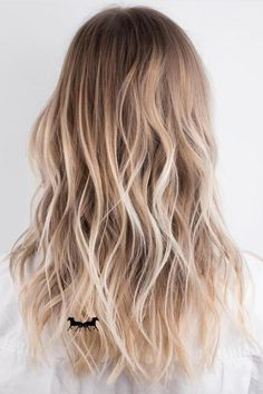 Diese Winter-Haarfarben werden 2018 enorm sein - Amber Nicole These Winter Hair Colors Are Going to be Huge in 2018 2018 Hair Colors_Toasted Coconut Hair Lights, Light Hair, Hair Job, Best Ombre Hair, Ombre Hair Color, Beach Hair Color, Balayage Hair Blonde, Brown Blonde Hair, Blonde Honey