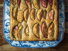Cook this: Highlight the best of the season's fruit in Acadian apple pudding cake
