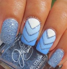 "Hope you like this as much as I do! ""Beautiful Ombre Nail Ideas!"""
