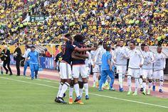 Convocatoria Selección Colombia de Mayores para juegos ante Venezuela y Brasil