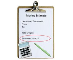 What to Understand About Your Moving Estimate Moving Estimate, Moving And Storage, Lincoln, Blog, Blogging