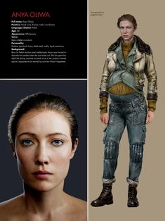 The New Colossus, Fire Fans, Wolfenstein, Girls Frontline, Fantasy Characters, Female, Game, Gaming, Toy