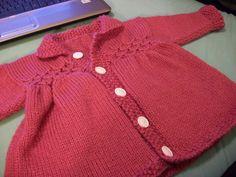 Pretty princess coat for Nina =)