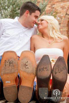 It's written in their soles...