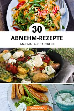 The 30 best weight loss recipes eatsmarter.de slim Informations About Die 30 besten Abnehm-Rezepte Pin You can Healthy Dinner Recipes For Weight Loss, Salad Recipes Healthy Vegetarian, Weight Loss Meals, Clean Eating Recipes For Dinner, Clean Eating Breakfast, Clean Eating Meal Plan, Salad Recipes For Dinner, Chicken Salad Recipes, Easy Healthy Recipes