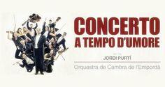 """Espectacle """"Concerto a tempo d'umore"""". Teatre Condal (Barcelona). Del 14 al 25 de gener"""