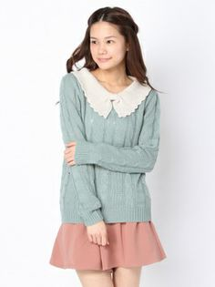 earth music&ecology: Pastel Cardigan ; )