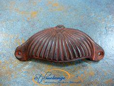 Muschelgriffe BELLE Époque Antikeisen gegossen Belle Epoque, Seashells
