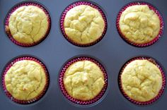 paleo banana muffins. I have made these many times and my husband devours them every time. They are very cake like, very moist and super yummy. I baked them for almost 30min and they were the best!
