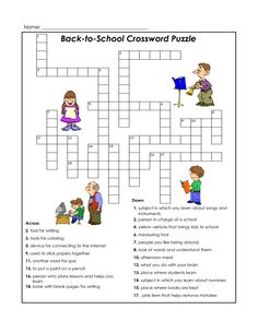 9x9 easy crossword puzzle grid 7 puzzle 22 cross word puzzles cross word puzzles for kids school k5 worksheets ccuart Gallery