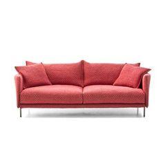 moroso. gentry sofa. designed by patricia urquiola.