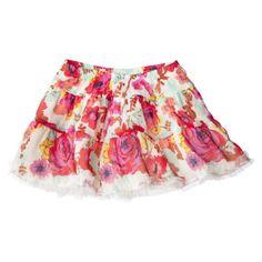 Genuine Kids from OshKosh ™ Infant Toddler Girls' Floral Skirt - Orange