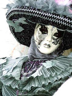 - Venetian mask and Costume - #masks #venetianmask #carnival #costume #masquerade http://www.pinterest.com/TheHitman14/art-venetian-masks-%2B/