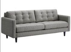 Apt2B - Beverly Sofa in Charcoal