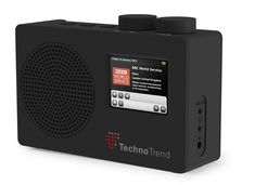 TechnoTrend P1 incl. DAB+ Radios, The Unit