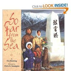 Another great children's book, this one is great to use when teaching about the Japanese Internment Camps.