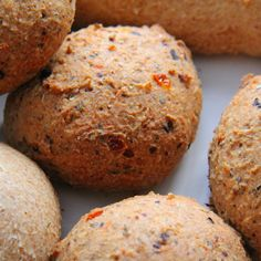 Amazing Bread Rolls..Grain Free, Gluten Free and Low Carb | Divalicious Recipes