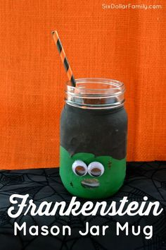 frankenstein mason jar craft quot diy jar crafts quot on jar crafts 4503