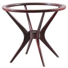 Coffe table designed Cesare Lacca-Italy 1950