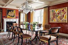 4 Design Ideas from a Pre-War Manhattan Penthouse