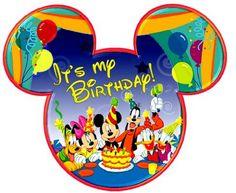 Birthday Disney