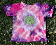 Check out this item in my Etsy shop https://www.etsy.com/listing/268219290/4t-pink-and-purple-tie-dye-t-shirt