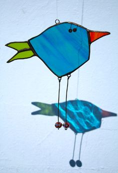 Birds - Glass Art